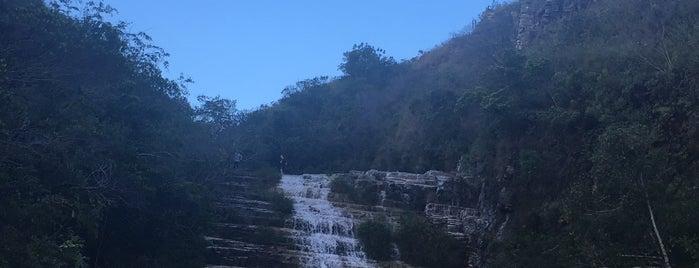 Cachoeira Diquadinha is one of Viagens.