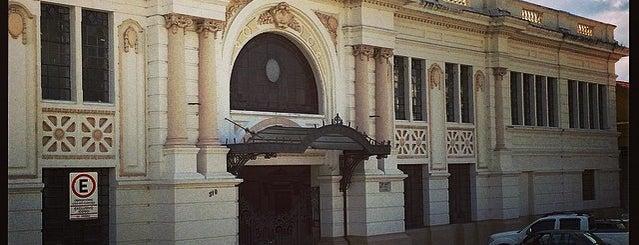 Museu Ferroviário de Sorocaba is one of Lieux sauvegardés par Fabio.