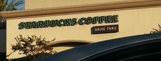 Starbucks is one of สถานที่ที่บันทึกไว้ของ Maverick.
