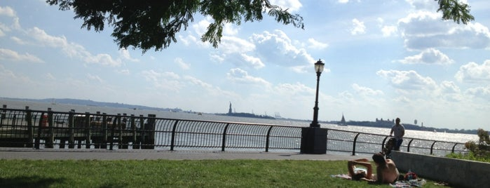 Robert F. Wagner, Jr. Park is one of NYC to-do list.