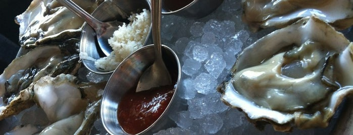 L&E Oyster Bar is one of To Do: LA East.