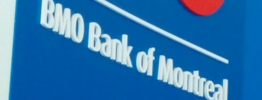 BMO Bank of Montreal is one of Downtown Vancouver,BC part.3.