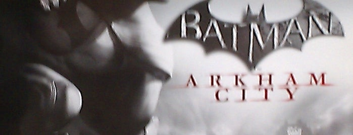 Arkham Asylum Satellite Office is one of USA 3.