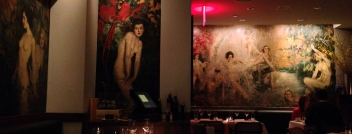 The Leopard at des Artistes is one of NYC Restaurant Week 2014 – Uptown.