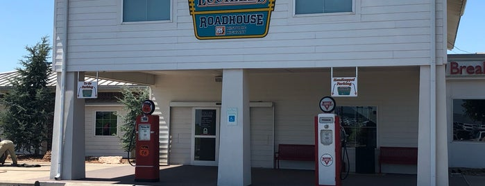 Lucille's Roadhouse Diner is one of Route 66 Roadtrip.