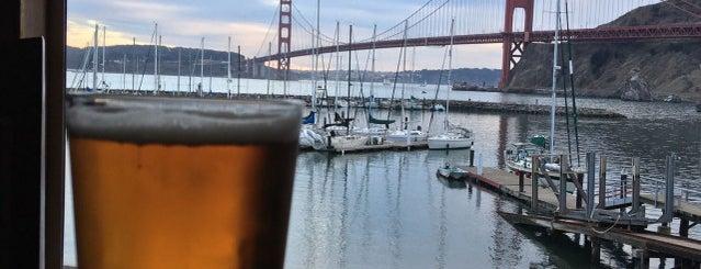 Travis Marina Bar is one of San Francisco.