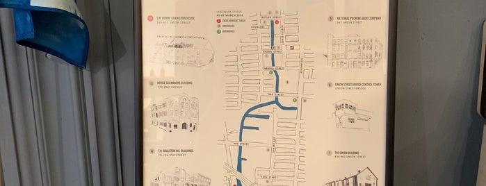 Gowanus Souvenir Shop is one of The New Yorkers: Cobble Hill/Park Slope/Prospect H.