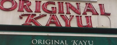 Original Kayu Nasi Kandar Restaurant is one of Best Food in KL/PJ.