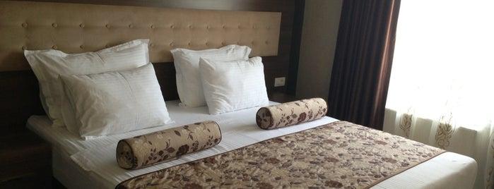 Konakk Residence Hotel is one of สถานที่ที่บันทึกไว้ของ Emre.