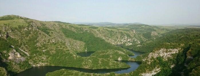 Ledeni vidikovac is one of Сербия-2016.