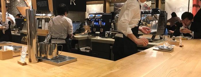 Starbucks Reserve is one of สถานที่ที่ Gary ถูกใจ.