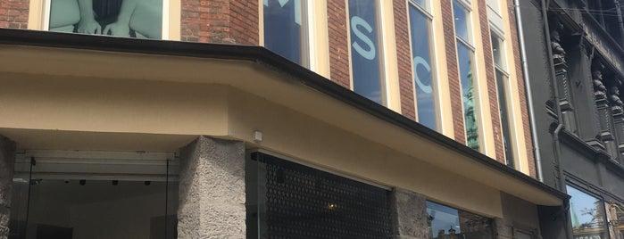 Moss Copenhagen is one of KBH Shops.