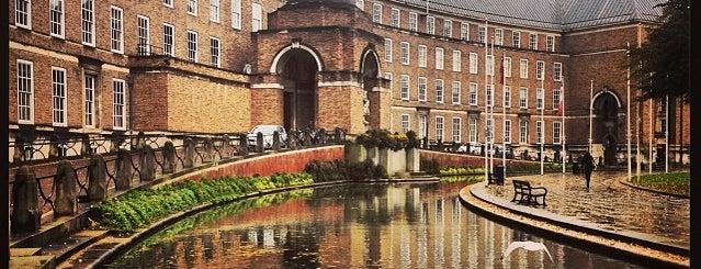 Bristol City Hall is one of Locais curtidos por Evrim.