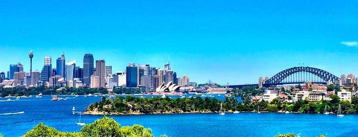 Taronga Zoo is one of Sydney.