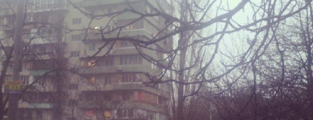 Малиновского 7 is one of Locais curtidos por Rusalina.