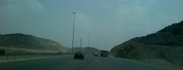 Makkah Road is one of Umrah.