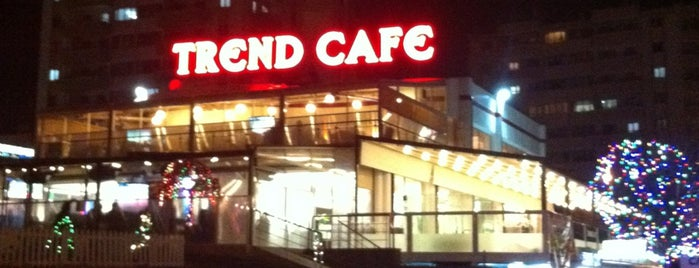 Trend Cafe is one of The best after-work drink spots in Ankara, Turkey.