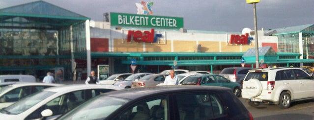 Bilkent Center is one of Ankara AVM ve mağazaları.
