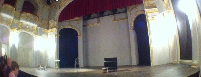 Štátne divadlo Košice – Malá scéna is one of Divadlá / Theaters in Slovakia.