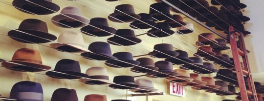 Optimo Hats is one of Chicago City Guide.