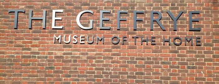 Geffrye Museum is one of London.