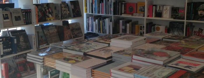 Artwords Bookshop is one of London.