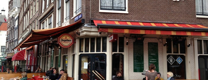 Café Fonteyn is one of Free WiFi Amsterdam.