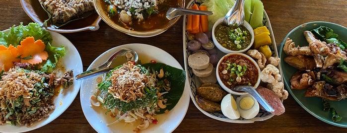 Khrua Phet Doi Ngam is one of Chiang Mai.
