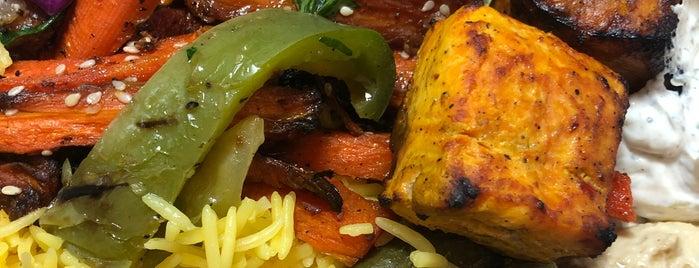 Skewr Kebab Kitchen is one of Jordanさんのお気に入りスポット.