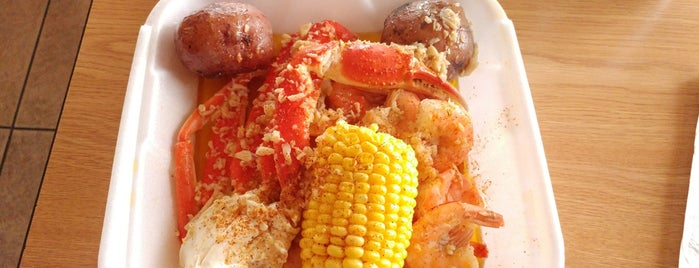 New Orleans Cajun Seafood is one of Orlando Eats.