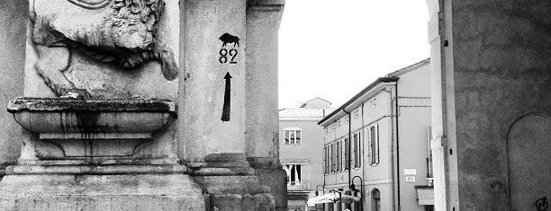 Porta Adriana is one of Venue da sistemare.
