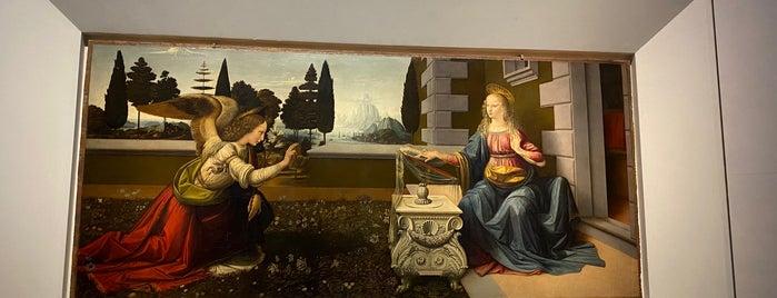 Leonardo - Galleria Degli Uffizi is one of Florence.