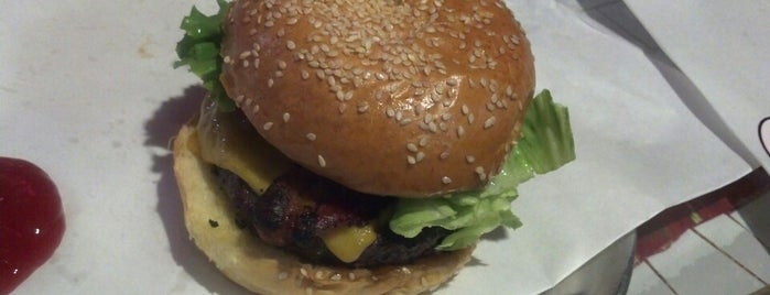 BGR - The Burger Joint is one of Good food.