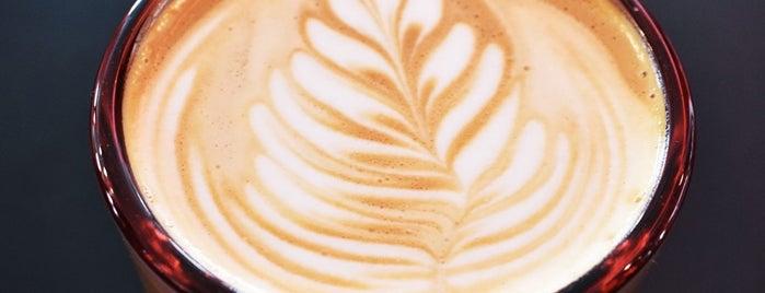 Dogwood Coffee is one of Work.