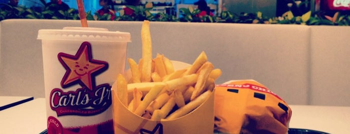 Carl's Jr. is one of Locais curtidos por Zeynep.