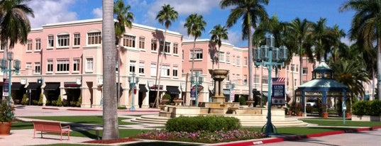 Mizner Park is one of Rock Star.