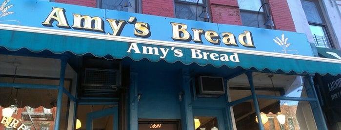 Amy's Bread is one of Minha NYC.