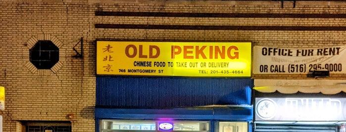 Old Peking is one of NY/NJ.