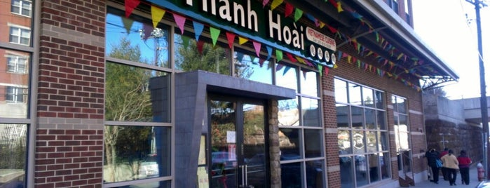 New Thanh Hoai is one of Places to go to.