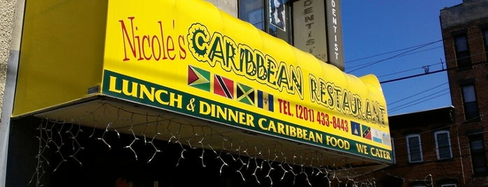 Nicole's Caribbean Cuisine is one of My Go-To Spots in Jersey City.