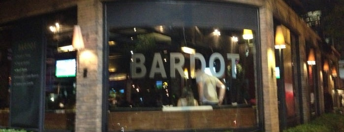 Bardot Boteco Bistrô is one of Sombra.