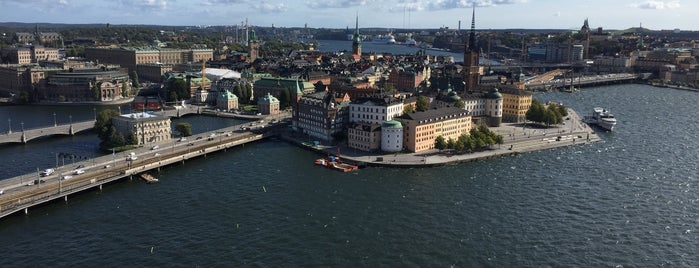 Stadshustornet is one of Stockholm.