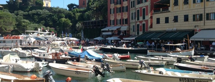 Portofino is one of Italy.