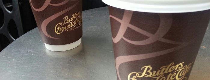Butlers Chocolate Café is one of Dublin: Favourites & To Do.