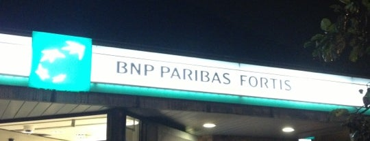 BNP Paribas Fortis is one of SALLES DE JEUX.