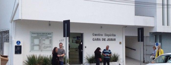 Centro Espirita Casa de Jesus is one of Locais curtidos por Vanessa.