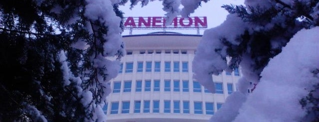 Anemon Hotel Malatya is one of Oteller.