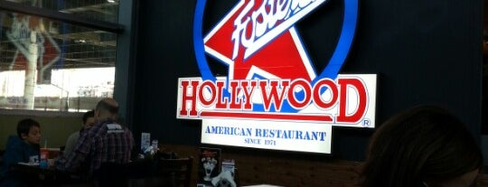 Foster's Hollywood is one of Barcelona/Badalona.