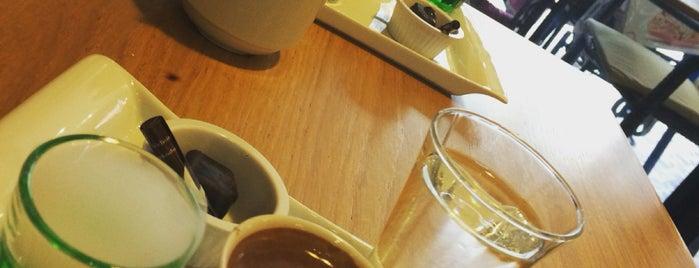 The Coffee is one of Orte, die Edje gefallen.