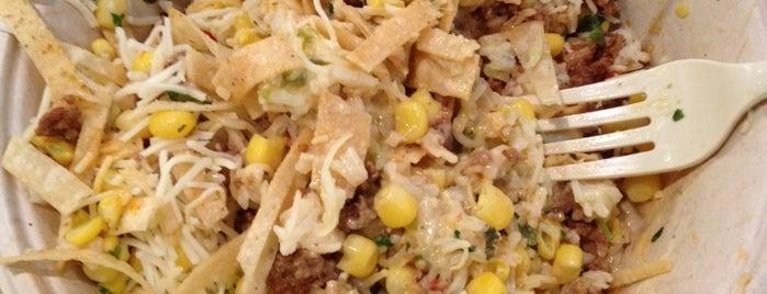 Qdoba Mexican Grill is one of Posti che sono piaciuti a Zack.